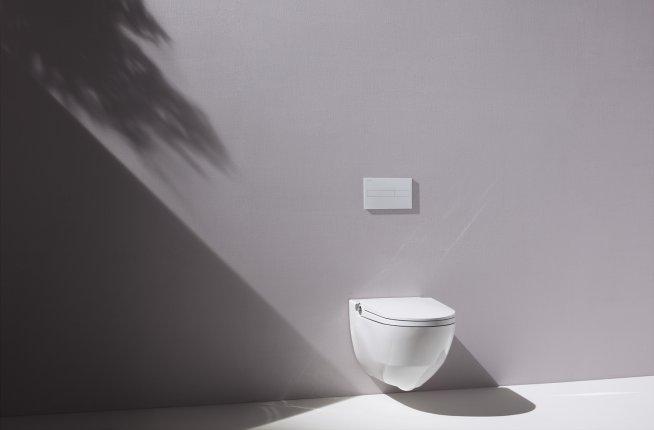 Toaleta myjąca, Cleanet Riva, laufen