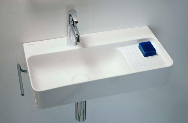 Laufen proponuje idealne rozwiązanie do małej miejskiej łazienki